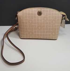 2Day Sale!Anne Klein Classic Curves Crossbody Bag